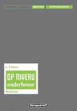 Kraaijeveld Op niveau 3 havo Uitwerkingenboek/Modulair