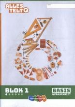 , Alles telt Q Basiswerkschrift blok 1 t/m 6 groep 6