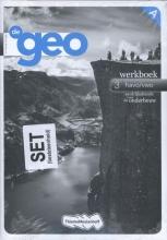 W.B. ten Brinke , De Geo 3 havo/vwo Combipakket werkboek