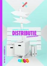 Inge van den Berg , Distributie BB/KB/GL Leerjaar 3&4 Leerwerkboek