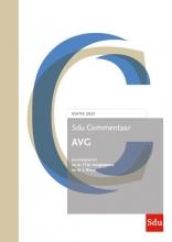 , Sdu Commentaar AVG Editie 2021
