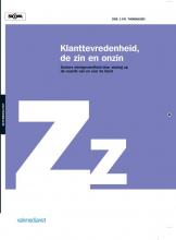 J.P.R. Thomassen , Klanttevredenheid, de zin en onzin