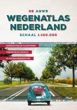 ANWB , De ANWB Wegenatlas Nederland 1:100.000