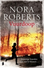 Nora  Roberts Vuurdoop