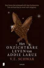 V.E. Schwab , Het onzichtbare leven van Addie LaRue