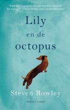 Steven  Rowley Lily en de octopus