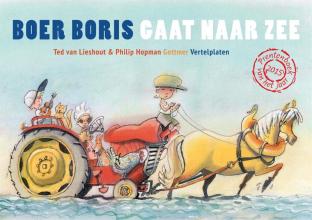 Ted van Lieshout , Boer Boris gaat naar zee vertelplaten
