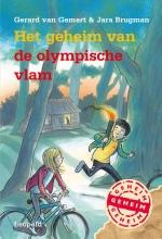 Jara Brugman Gerard van Gemert, Het geheim van de olympische vlam