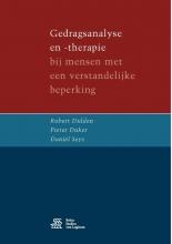 Daniël Seys Robert Didden  Pieter Duker, Gedragsanalyse en -therapie