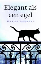 Muriel  Barbery Elegant als een egel