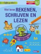ZNU Oefen je slim! Vlot leren rekenen, schrijven en lezen (6-7 j.)
