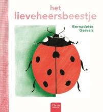 Bernadette  Gervais Het lieveheersbeestje