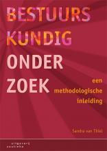 Sandra van Thiel , Bestuurskundig onderzoek