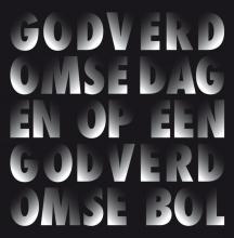 Corrie van Binsbergen Dimitri Verhulst, Godverdomse dagen op een godverdomse bol