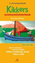 Max Velthuijs Kikkers avonturenluisterboek