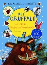 Julia  Donaldson Het Gruffalo winter natuurspeurboek