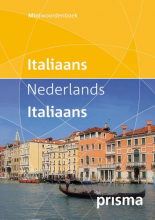Prisma redactie Prisma miniwoordenboek Italiaans-Nederlands Nederlands-Italiaans