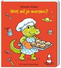 Monica Maas , Wat wil je worden?