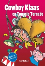 Eva  Muszynski Cowboy Klaas en Tommie Tornado