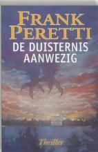 Arie  Pellegrom De duisternis aanwezig