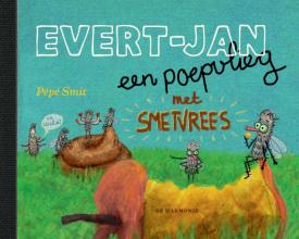 Pépé  Smit Evert-Jan, een poepvlieg met smetvrees