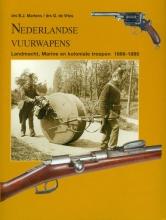 Martens, B.J. Nederlandse vuurwapens / 1866-1895