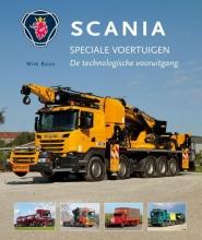 Wim Boon , Scania speciale voertuigen