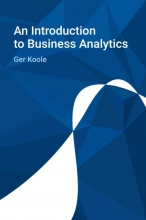 Ger Koole , An Introduction to Business Analytics