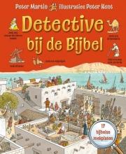 Peter  Marin Detective bij de Bijbel