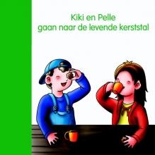 J. Lodeweges , Kiki en Pelle gaan naar de levende kerststal