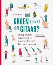 Pieter Bergé , Hoe groen klinkt een gitaar?