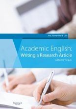 , Academic English: Writing a research article