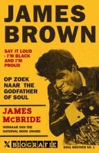 James  McBride James brown
