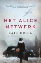 Kate  Quinn Het Alice-netwerk