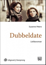 Suzanne  Peters Dubbeldate - grote letter uitgave