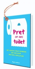 Hugh  Jassburn Pret op het toilet