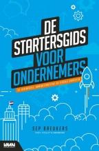 Sep Breukers , Startersgids voor ondernemers