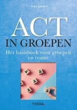 Gijs Jansen , ACT in groepen
