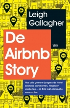Leigh  Gallagher De Airbnb Story