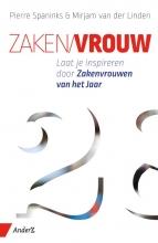 Pierre  Spaninks, Mirjam van der Linden Zaken/vrouw