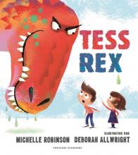 Michelle Robinson , Tess Rex