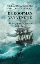 Malcolm van Dijke , DE KOOPMAN VAN VENETIË