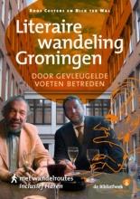 Roos  Custers Literaire wandeling Groningen