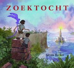 Aaron Becker , Zoektocht