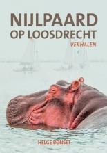 Helge  Bonset Nijlpaard op Loosdrecht
