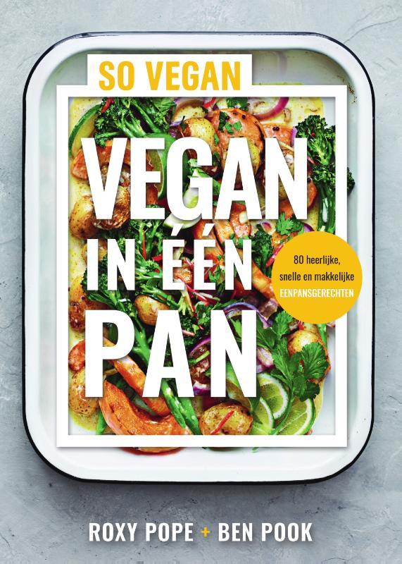 Roxy Pope, Ben Pook,Vegan in één pan