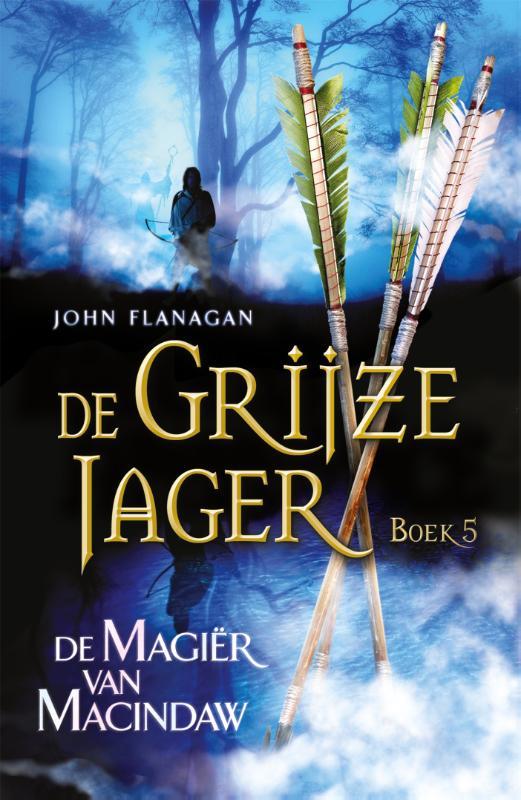 John Flanagan,De magier van Macindaw