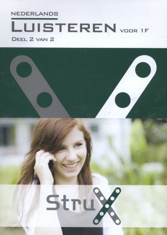 Gerda Verhey,Nederlands luisteren voor 1F Voor 1F; Deel 2 van 2