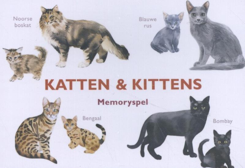 M. George,Katten & Kittens
