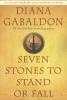 Diana  Gabaldon,Seven Stones to Stand or Fall